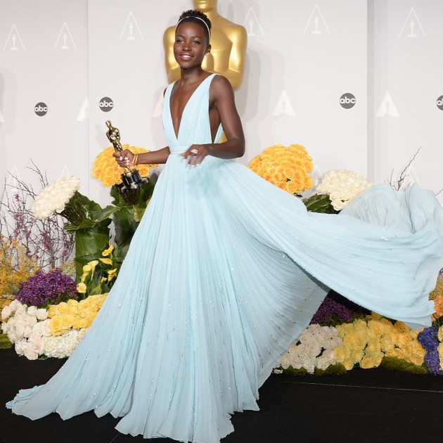 Oscar 2014 – Best Dressed secondo Der Fashionist