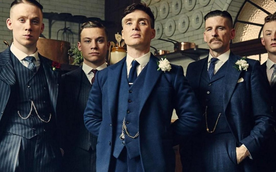 "The ""fucking"" Peaky Blinders – parte prima (Netflix)"